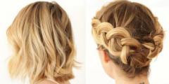 Cara Mengepang Rambut Pendek Agar Terlihat Bagus dan Unik